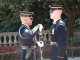 Проверка оружия и внешнего вида в 3-й пехотной дивизии США