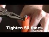 Как сделать из зажигалки мегамощное оружие